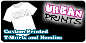 Urban Prints Custom T-shirt and Hoody Printing